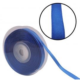 Raso 1 cara 10 mm Azul