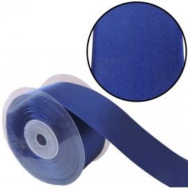 Raso 1 cara 40 mm Azul Marino