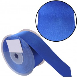 Raso 1 cara 40 mm Azul