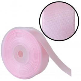 Raso 1 cara 20 mm Rosa Bebe