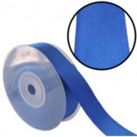 Raso 1 cara 20 mm Azul