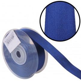 Raso 1 cara 20 mm Azul Marino