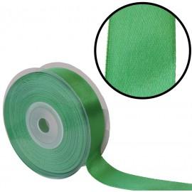 Raso 1 cara 20 mm Verde Hierba