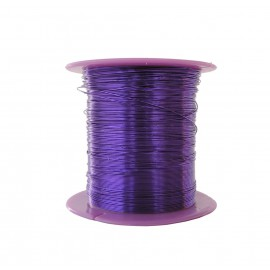 Hilo Metal 0,1 mm Morado