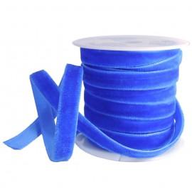 Cinta Terciopelo 7mm Azul