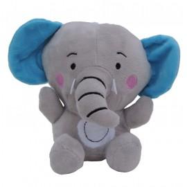 Peluche Elefante Gris 17 cm