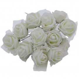 Mini Rosa Foam Ø 25 mm Beige