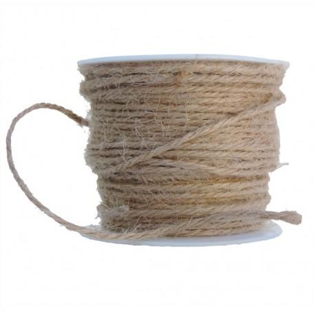 Cuerda de Lino Ø 2mm Natural