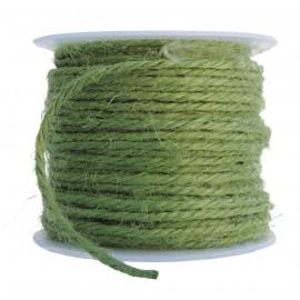 Cuerda de Lino Ø 2mm Verde