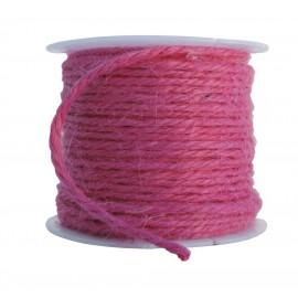 Cuerda de Lino Ø 2mm Rosa