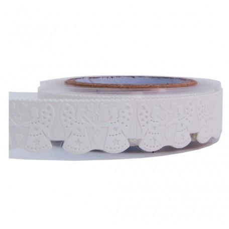 Washi Tape Blanco Angeles