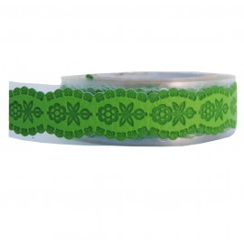 Washi Tape Verde Margaritas