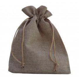 Bolsa Yute Natural ↕20 x 14 cm