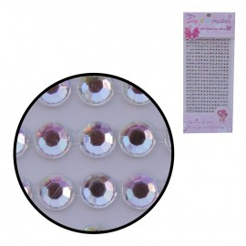 Diamantes Medianos 5mm Stickers