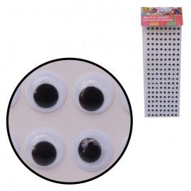 Ojitos 10 mm Stickers