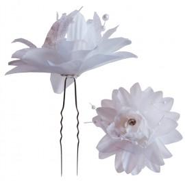 Horquilla Flor Grande Ø 7 cm