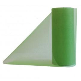 Cinta Organza Verde 14cm x ↕9mts