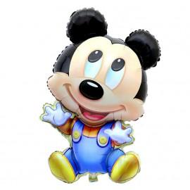 Globo Mickey Bebe 77x42 cm Foil