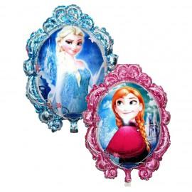 Elsa / Anna Frozen 60x50cm Foil