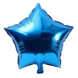 Estrella Azul/Turqueza 44cm Foil
