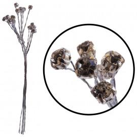 Diamante en Alambre ↕16 cm (18 uds)