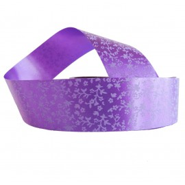 Cinta de Regalo 30mm x 6 mt Morado