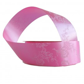 Cinta de Regalo 30mm x 6 mt Rosa