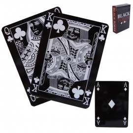 "Naipe / Carta Poker ""Black Edition"""