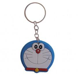 Llavero Cabeza Doraemon Goma pvc