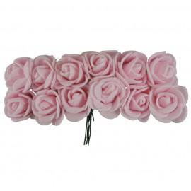 Mini Rosa Foam Ø 25 mm Rosa