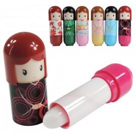 Balsamo Labial Geisha 6 Modelos
