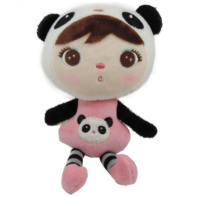 Peluche Niña ↕22cm Panda