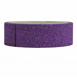 Tape Purpurina 3mts x 15mm Morado