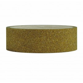 Tape Purpurina 3mts x 15mm Dorado