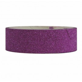 Tape Purpurina 3mts x 15mm Lavanda