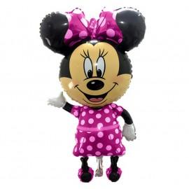 Globo Minnie Rosa 110 cm Foil