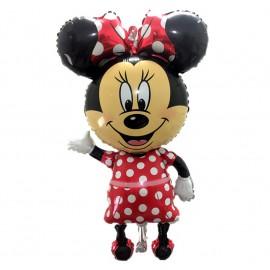 Globo Minnie Rojo 110 cm Foil