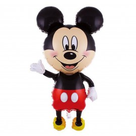 Globo Mickey Rojo 110 cm Foil