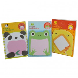 Libro Notas Animales Post-it 65x55 mm