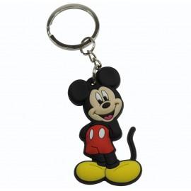 Llavero de Goma Mickey
