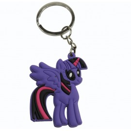 Llavero de Goma Little Pony Twilight