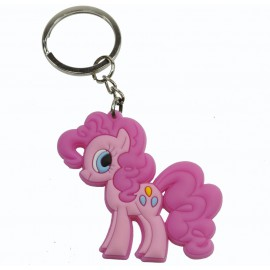 Llavero de Goma Little Pony Pinkie Pie