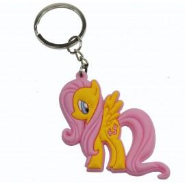 Llavero de Goma Little Pony Fluttershy