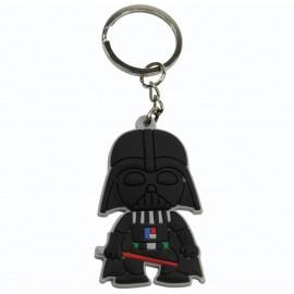 Llavero de Goma Darth Vader