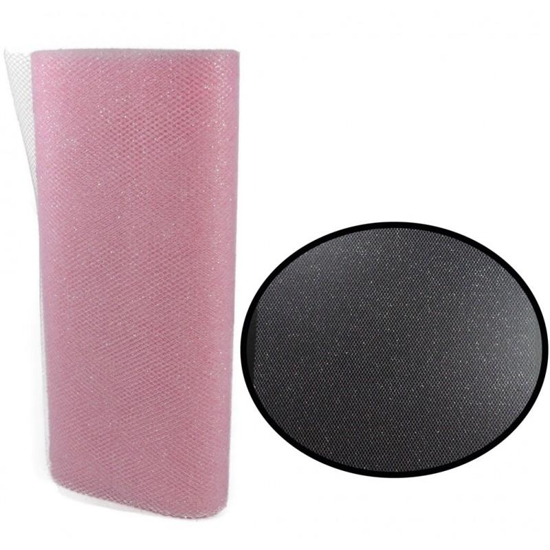 Rollo Tull Brillo Rosa ↕ 15 cm