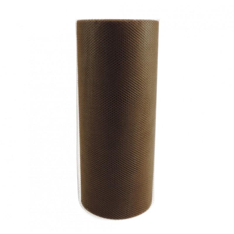 Rollo Tull ↕ 15 cm x 25 mt Marron