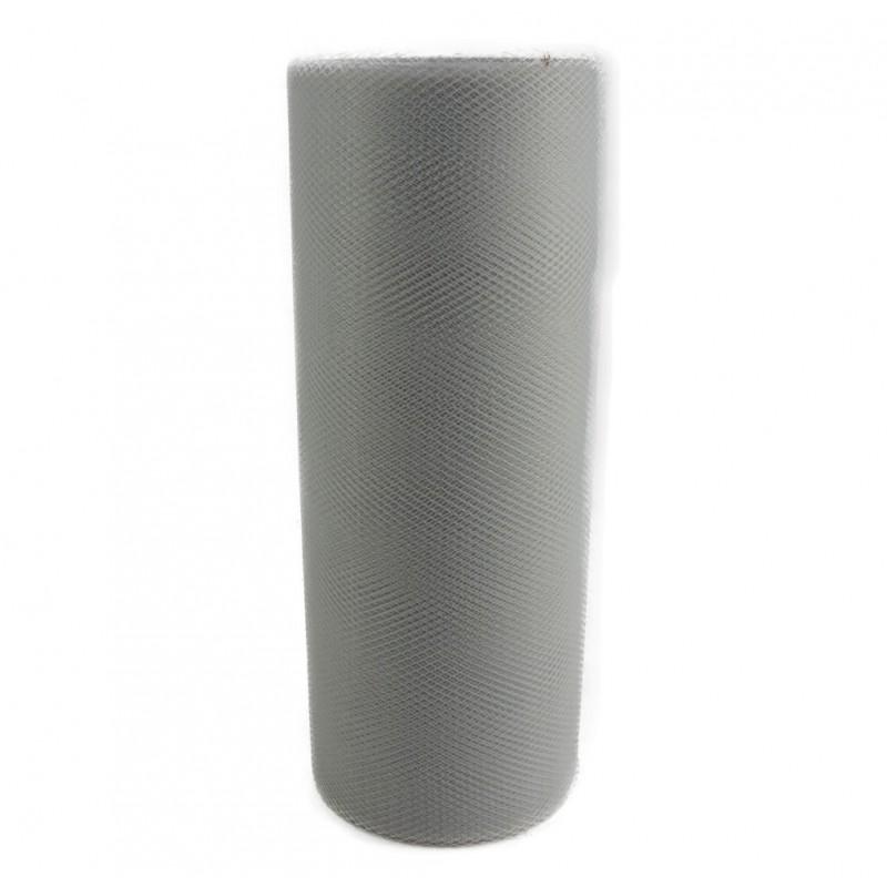 Rollo Tull ↕ 15 cm x 25 mt Gris