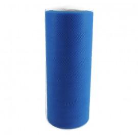 Rollo Tull ↕ 15 cm x 25 mt Azul