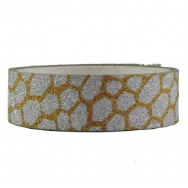 Tape Brillo Panal de Abeja ↕ 1,5 cm