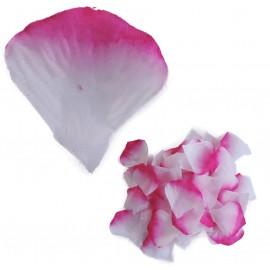 Petalo Rosa Artificial Blanco (100ud)